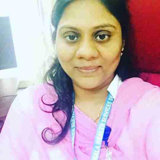 Dr. Betsy Babu's profile on Curofy