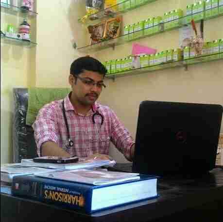 Dr. Shrikant Shinde's profile on Curofy
