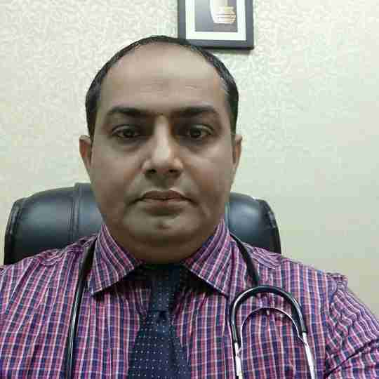 Dr. Rajeev Choudhary's profile on Curofy