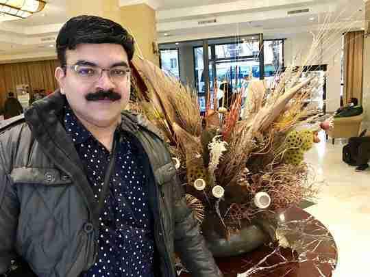 Dr. Ramakrishnan Vengelote's profile on Curofy