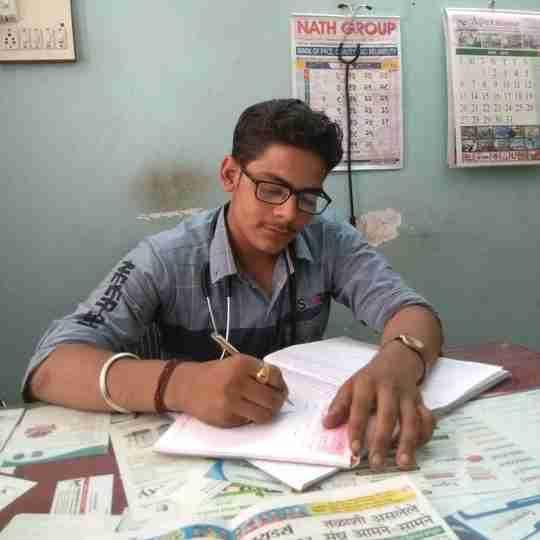 Vrushabh Doshi's profile on Curofy