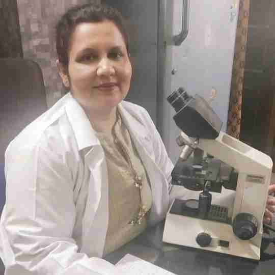 Dr. Sonal Mudgal's profile on Curofy