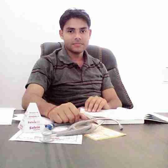 Dr. Pankaj Yadav's profile on Curofy