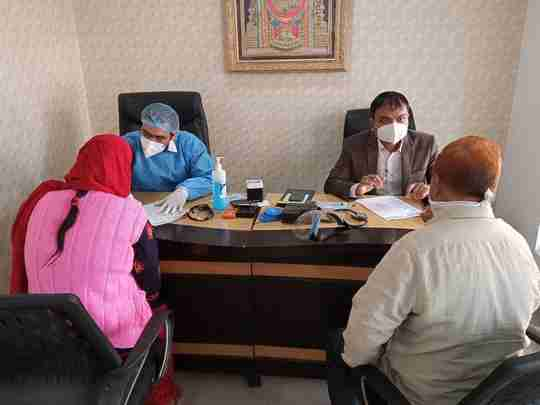 Dr. Ankush Singhal, Diabetologist's profile on Curofy