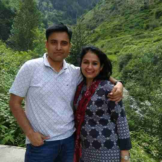 Dr. Kavita Thakur's profile on Curofy
