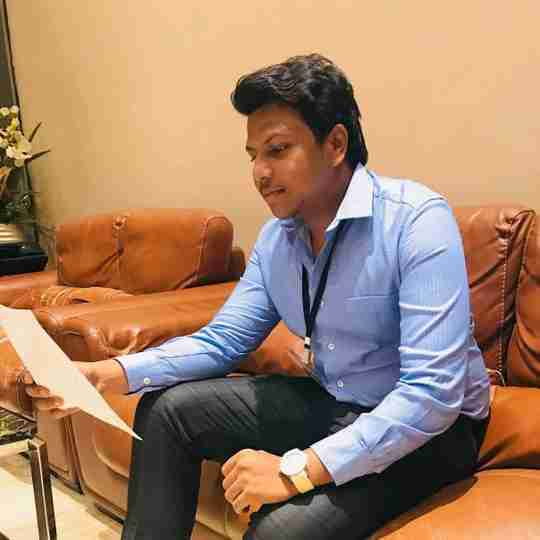 Dr. Azaraiah Vivek's profile on Curofy