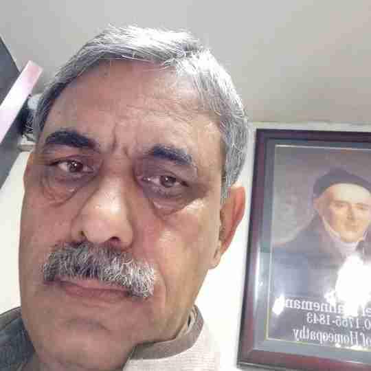 Dr. Vinod Sangwan's profile on Curofy