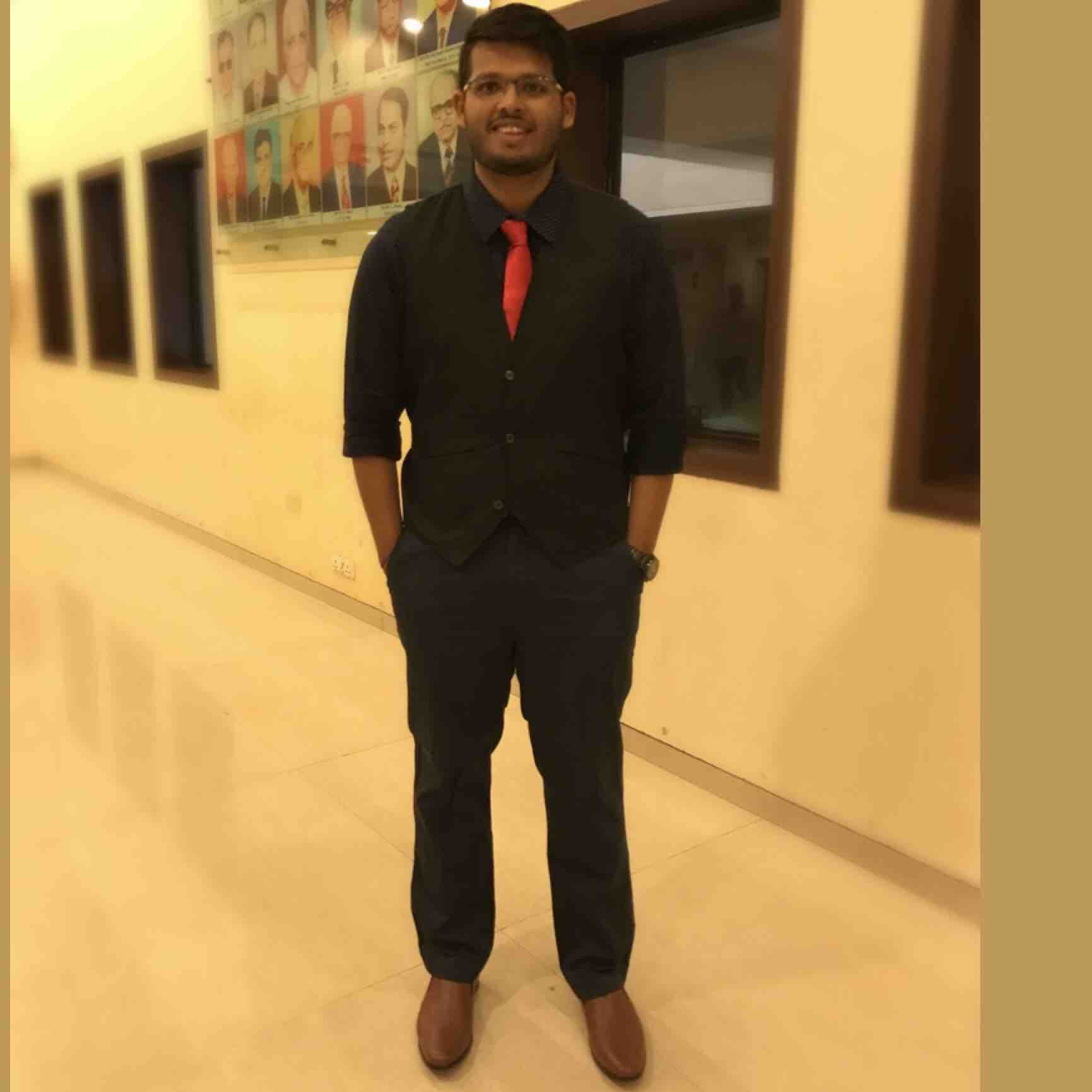 Vijith Hegde's profile on Curofy