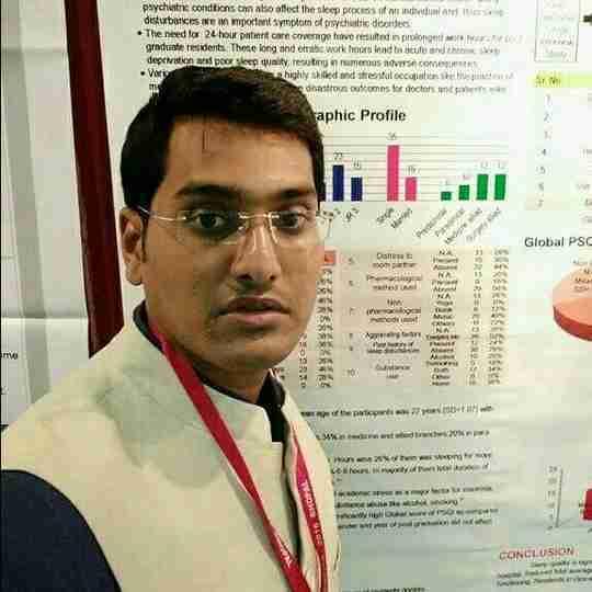 Dr. Pritam Chandak's profile on Curofy