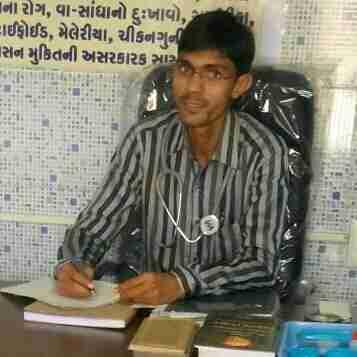 Dr. Satyesh Solanki's profile on Curofy
