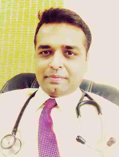 Dr. Anirudda Deshpande's profile on Curofy