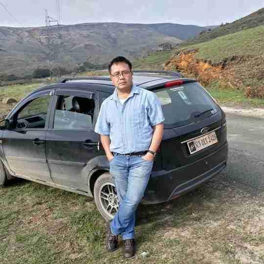 Dr. Keisham Gojen Singh's profile on Curofy