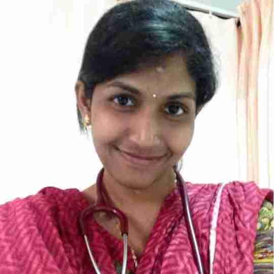 Dr. Sujatha C's profile on Curofy