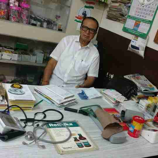 Dr. Mulchand Adwani's profile on Curofy