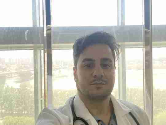 Dr. Ahmed Mohammed's profile on Curofy