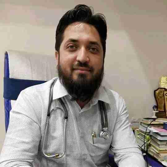 Dr. Mohsin Jamal Shaikh's profile on Curofy