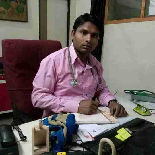Dr. Arvind Solanki's profile on Curofy