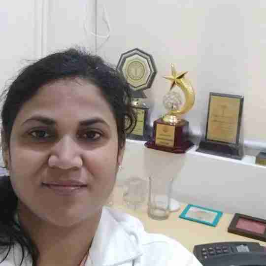 Dr. Soma Singh's profile on Curofy