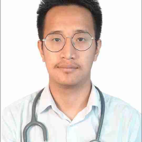Dr. Punyo Hangu's profile on Curofy