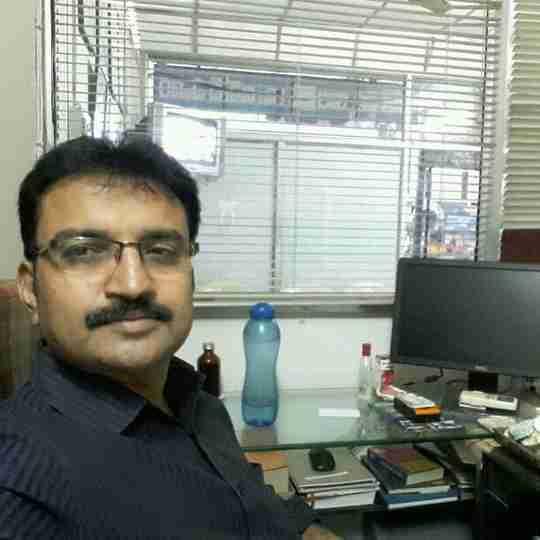 Dr. Pawar Vinod's profile on Curofy