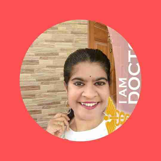 Dr. Drshalini K A's profile on Curofy