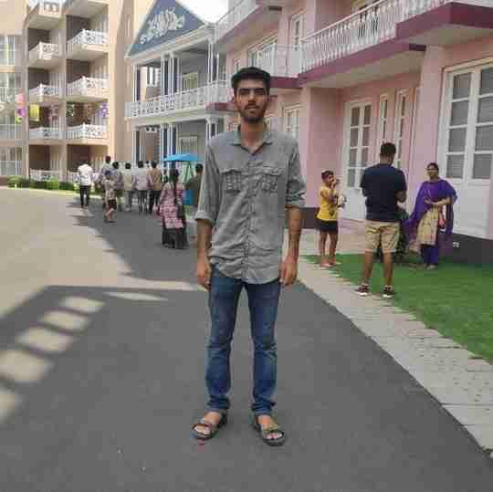 Nidhin Varier's profile on Curofy