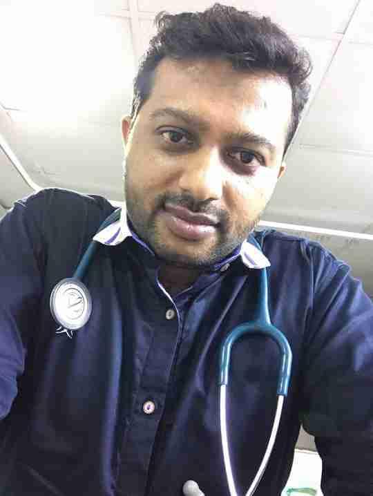 Dr. Faisal Mithwani's profile on Curofy