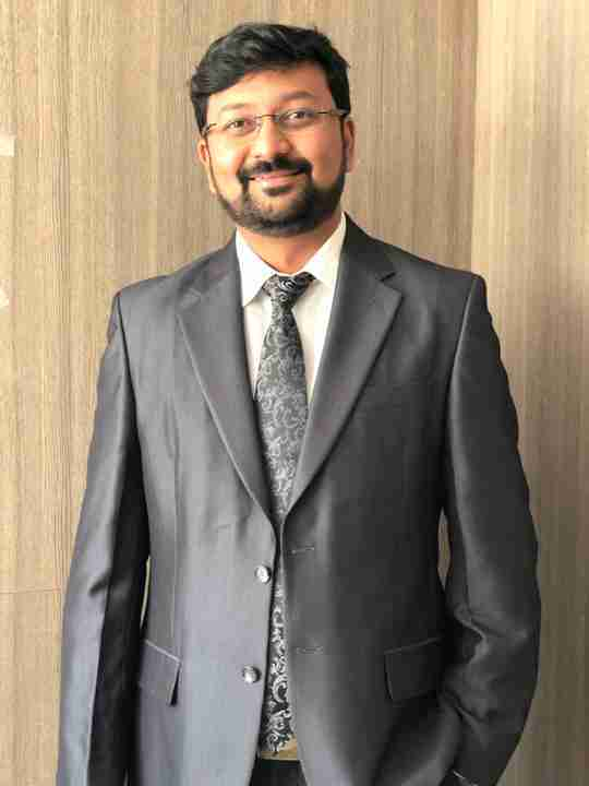 Dr. Nipun A C's profile on Curofy