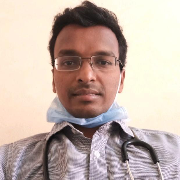 Dr. G Vijay Bhaskar Reddy's profile on Curofy