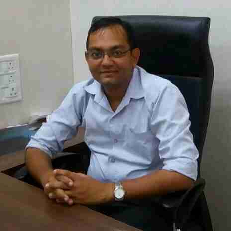 Dr. Akash Gediya's profile on Curofy