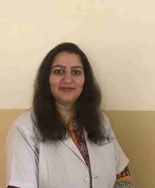Dr. Ambika Luthra's profile on Curofy
