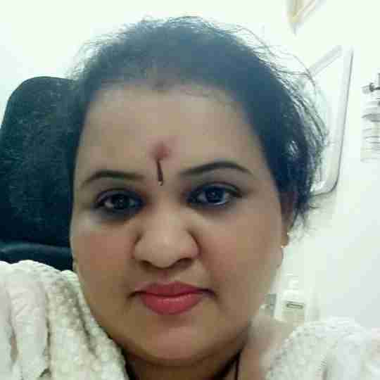 Dr. Kavitha Vinaykumar's profile on Curofy