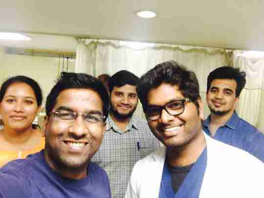 Dr. Revanth Jaiswal's profile on Curofy