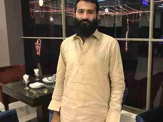 Mashhood Ashraf's profile on Curofy