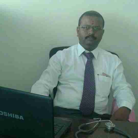 Dr. Lalitkumar Nale's profile on Curofy