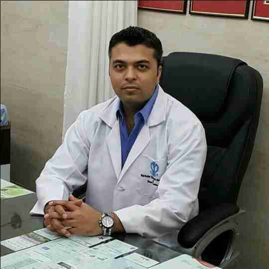 Dr. Vikrant Sharma's profile on Curofy