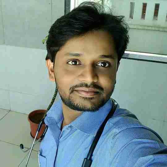 Dr. Nilesh Dileep Kapase's profile on Curofy