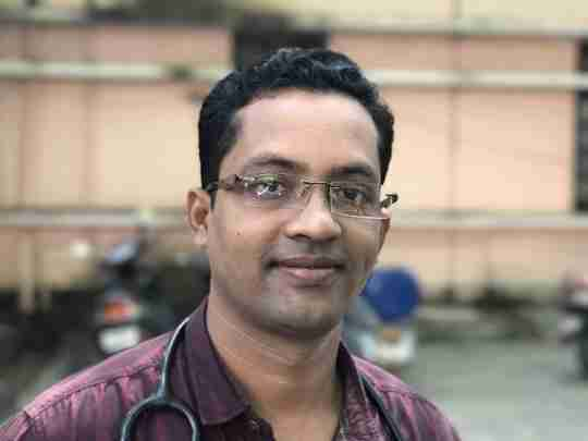 Dr. Hemanta Kumar Meher's profile on Curofy