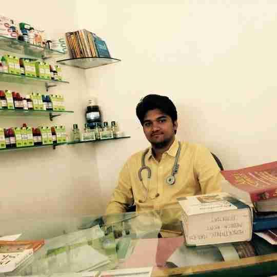 Dr. Amit Jaiswal's profile on Curofy