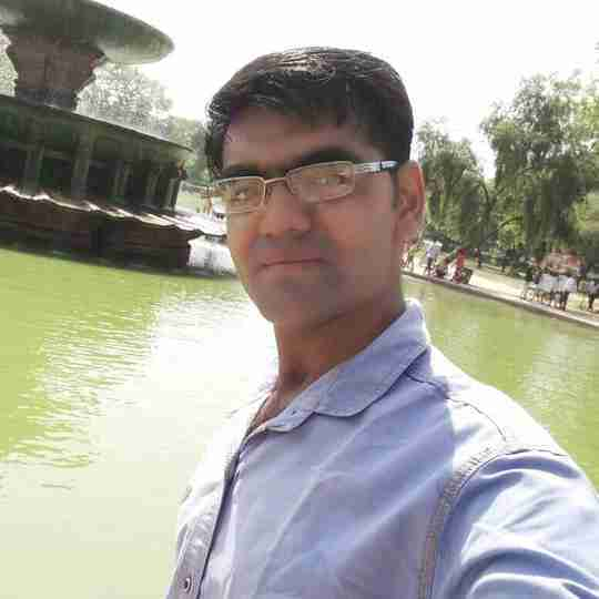 Dharmendra Parjapat's profile on Curofy