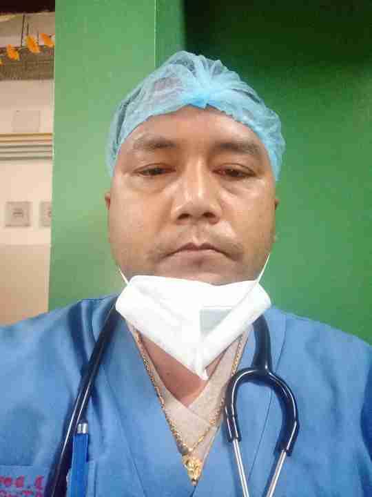 Dr. Debajit Doloi's profile on Curofy