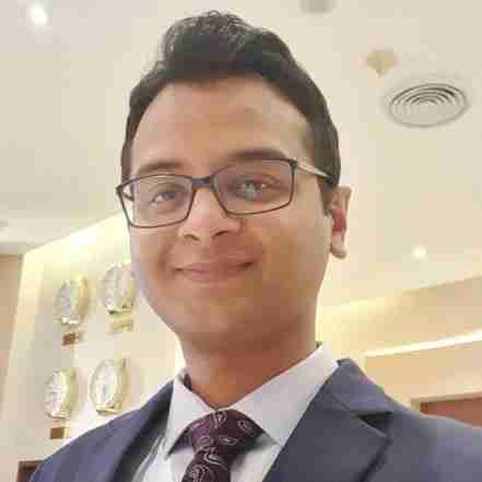 Dr. Ankit Purohit's profile on Curofy