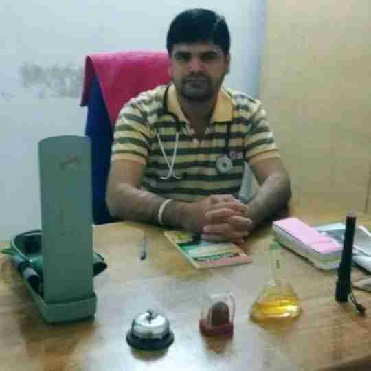 Dr. Devyang Chaudhari's profile on Curofy