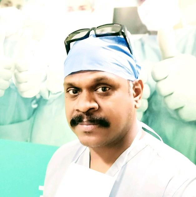 Dr. Ganesh Kumar Manoharan's profile on Curofy