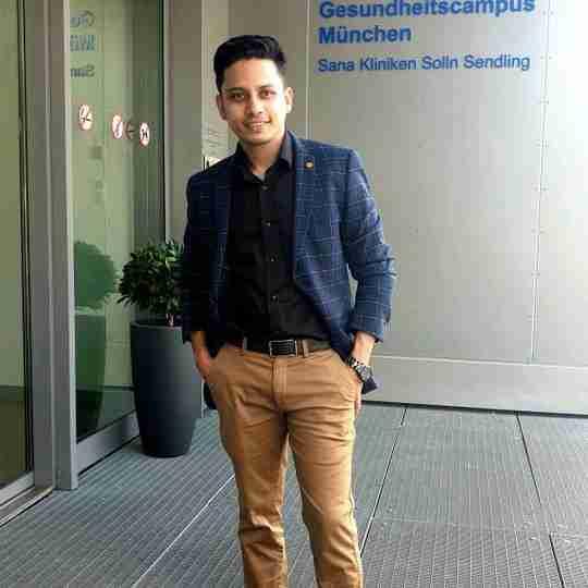 Dr. Sk Irfan Ali's profile on Curofy