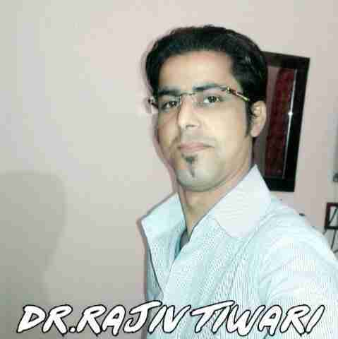 Dr. Rajiv Ranjan Tiwari's profile on Curofy