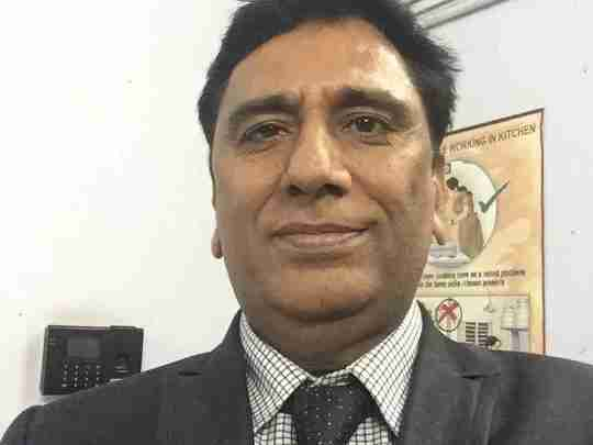 Dr. Vijay Sharma's profile on Curofy