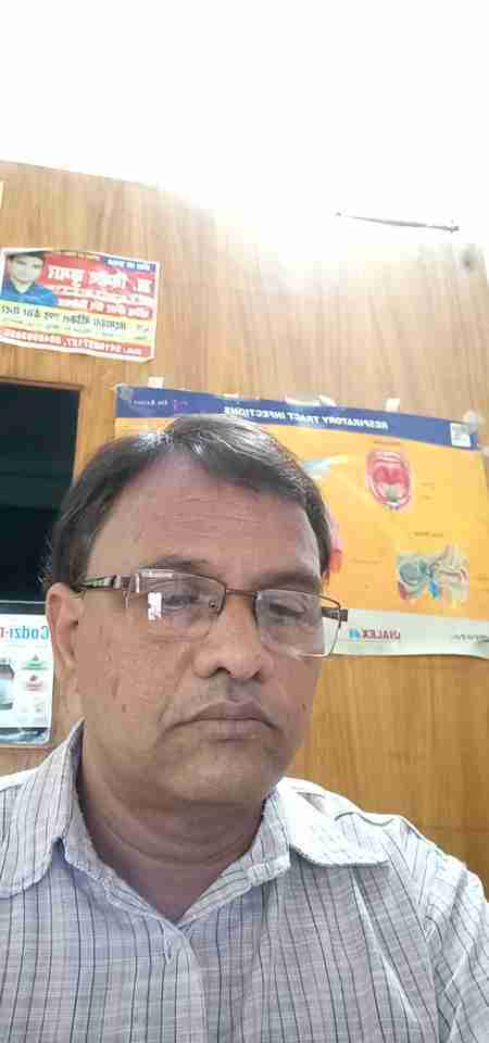 Dr. Shivanand Pandey's profile on Curofy