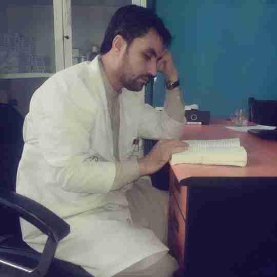 Dr. Tahseenullah Barial's profile on Curofy