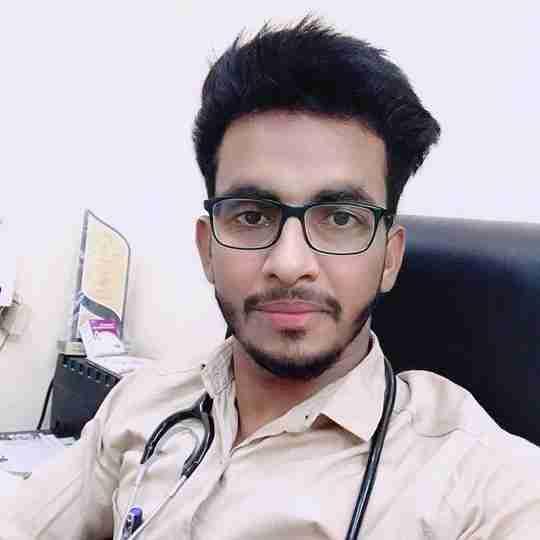 Mujahid Shaikh's profile on Curofy